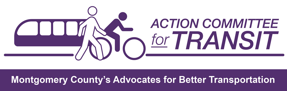 Action Committee for Transit banner